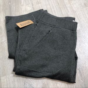 NEW Duluth Wearwithall Straight Leg Ponte M Pants